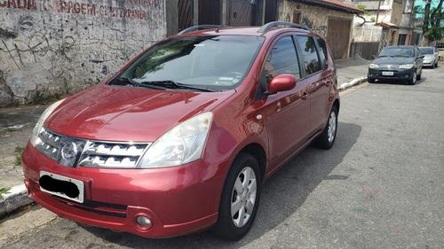Imagem 1 de 9 de Nissan Livina 2012 1.8 Sl Flex Aut. 5p