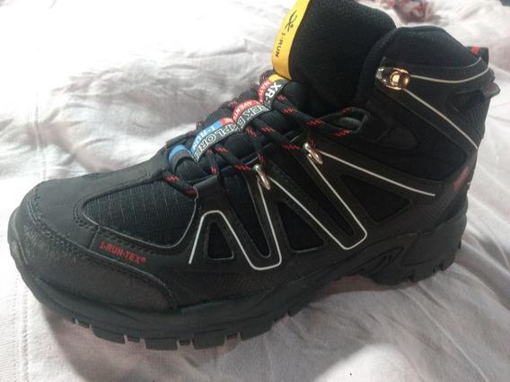 Zapatillas I-run 3d Botas - Trekking