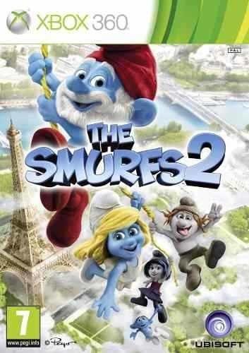 The Smurfs 2 Xbox 360 Original