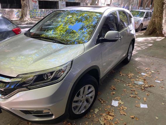 Honda Cr-v 2.4 Ex-l 4wd 175cv Cvt 2016