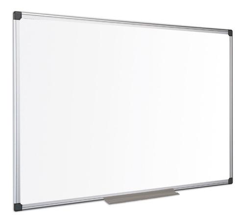 Pizarra Blanco Metalico 60x90 90x60 + Borrador Iman Marcador
