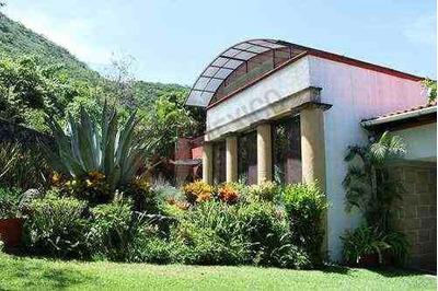 Espectacular Mansión Con Vista Panorámica Al Valle De Cuernavaca