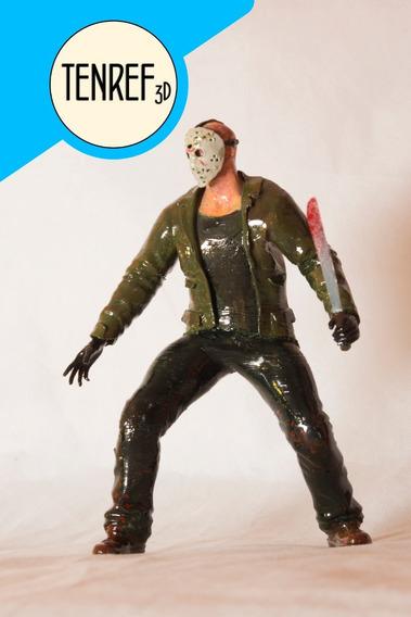 Jason Voorhees - Mortal Kombat Edition