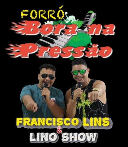 Imagem 1 de 1 de Show De Forró  Bora Na Pressão