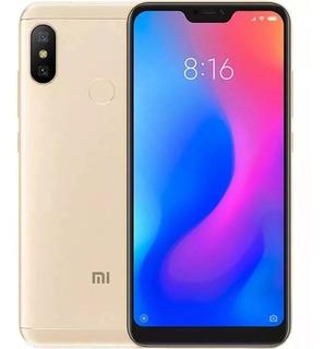 Celular Xiaomi Mi A2 Lite 64gb/4gb 4g Octacore Global + Capa