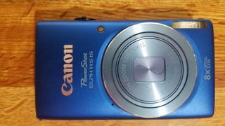 Camara Digital Canon Power Shot Elph 115is Usada