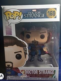 Funko Pop Marvel - Doctor Stranger Nro 169 Usado