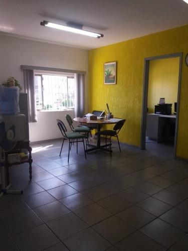 Galpão À Venda, 248 M² Por R$ 700.000,00 - Parque Marajoara - Santo André/sp - Ga0411