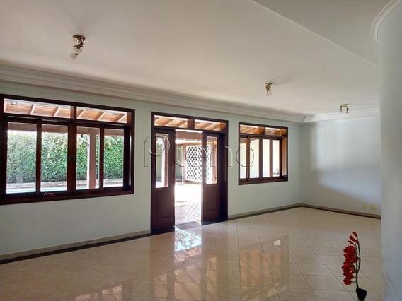 Casa Para Aluguel Em Jardim Santana - Ca014911