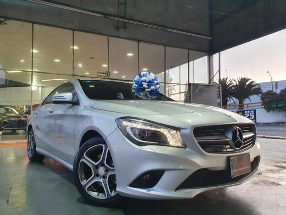 Mercedes Cla 200 Sport 1.6t Aut 156hp 2016 Plata