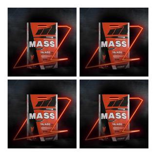 Kit 4x Mass Premium - 3 Kg - New Millen (12 Kg Total)