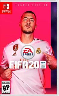 Fifa 20 Switch- Fisico / Mipowerdestiny