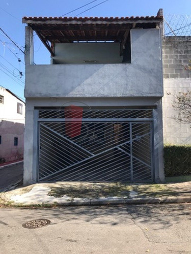 Imagem 1 de 15 de Sobrado - Vila Ema - Ref: 10209 - V-10209