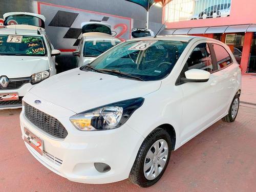 Ford Ka 1.0 Se Completo 2018