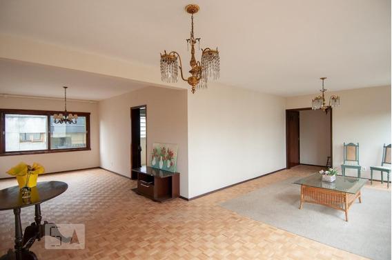 Apartamento No 5º Andar Com 3 Dormitórios E 2 Garagens - Id: 892985234 - 285234