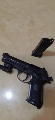 Vendo Pistola Co2 4.5,pistola De Fogueo Y Escopeta 12 Corta