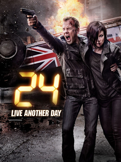 Serie Dvd 24 Horas:temporada 9 Live Another Day