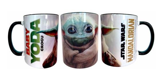 Taza Baby Yoda Star Wars