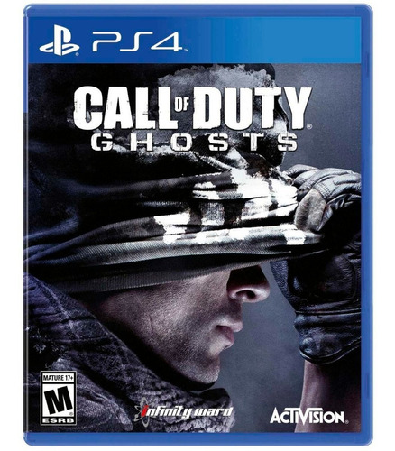 Call Of Duty Ghosts Ps4 Juego Físico Playstation 4 + Regalo