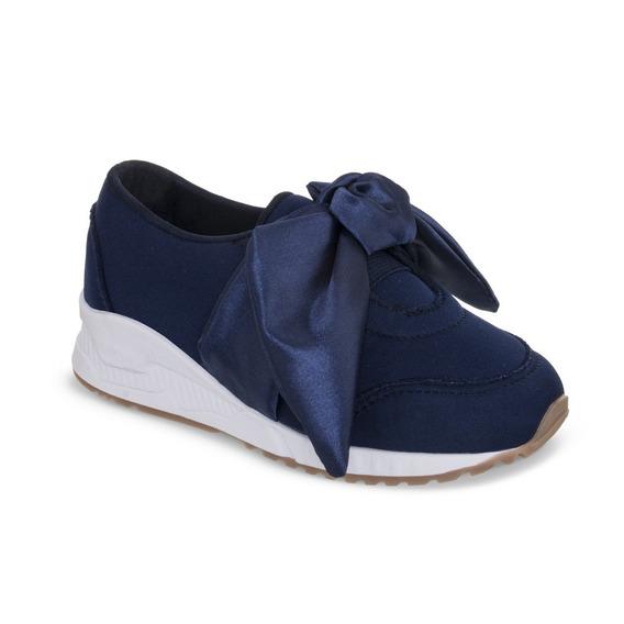 Zapato Croydon Nazared Azul Para Niña