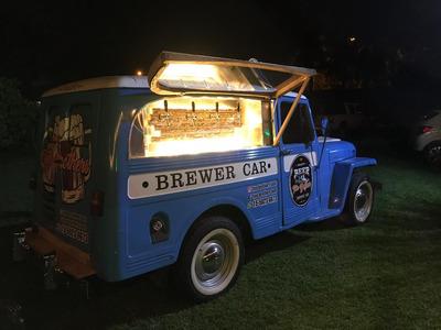 Alquiler Foodtruck Cerveza - Eventos- Beer Precio Y Calidad