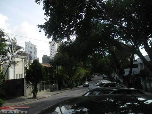 Imagem 1 de 15 de Casa Em Rua Tranquila 2 Minutos Do Metro Santana... - St14254