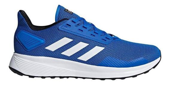 adidas Zapatillas Hombre - Duramo 9 Blue