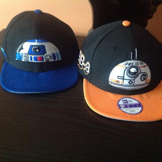Gorra Star Wars Bb-8 R2-d2