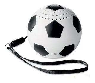 Parlante Bluetooth Pelota De Fútbol Excelente Calidad