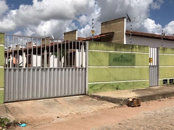 Casa Com 2 Dormitórios À Venda, 60 M² Por R$ 89.000,00 - Jardim Petrópolis - São Gonçalo Do Amarante/rn - Ca6769