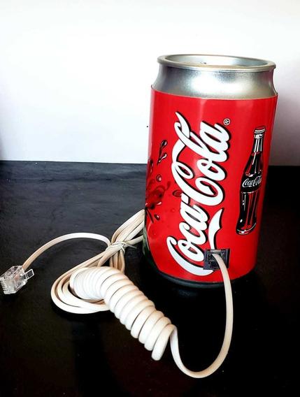 Teléfono Lata De Coca Cola Retro