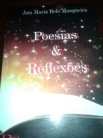 Primeira Edição Livro Poesias Reflequição