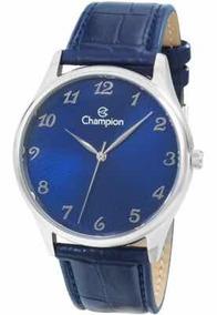 Relógio Champion Masculino Pulseira Azul Cn20551f