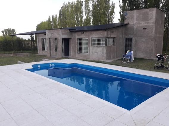 Vendo Casa Quinta San Rafael Cañon Del Atuel