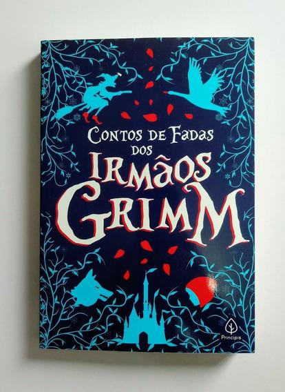 Livro - Contos De Fadas Dos Irmãos Grimm