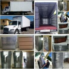 Transporte En Dominicana De Mudanza Cargas Acarreo Flete