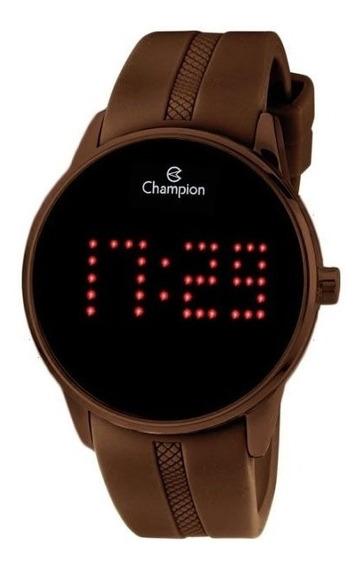 Relógio Champion Digital Led Unissex Ch40277r