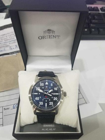 Reloj Orient Flight Case 42mm