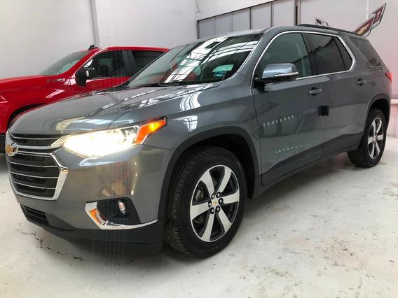 Chevrolet Traverse Piel 2019