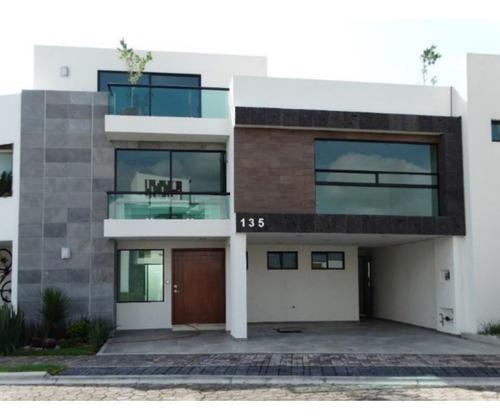 Casa En Fraccionamiento En Lomas De Angelópolis / San Andrés Cholula - Gsi-908-fr