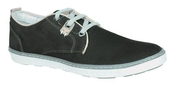 Sapatênis Sapato Masculino Couro Legítimo