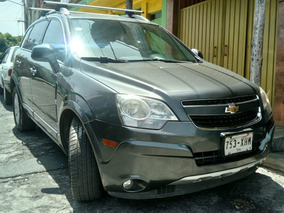 Chevrolet Captiva 3.6l Sport Aa V6 R-17 At