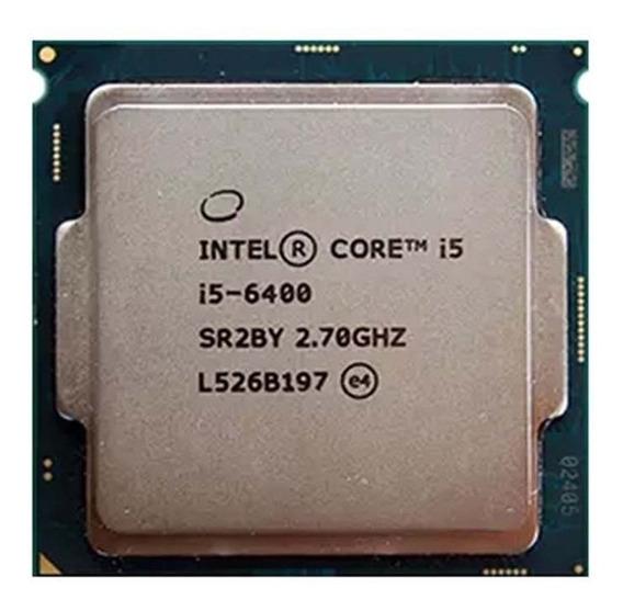 Processador Intel Lga 1151 Core I5-6400 Oem