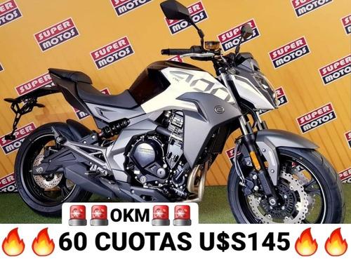 Cf Nk 400  Financiacion 100% Tomamos Tu Moto Usada !!