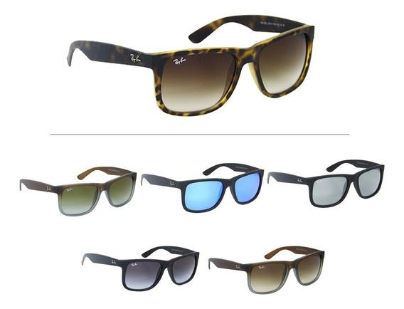 Óculos De Sol Masculino Ray Ban Rb 4165
