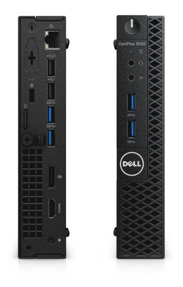 Mini Pc Dell 3050 I5-6500u Mem 8gb Ssd M2 240gb + Hd 500gb