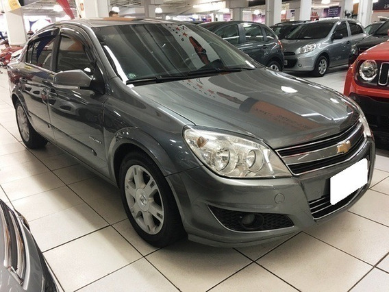 Chevrolet Vectra 2.0 Elegance Cinza 16v Flex 4p Manual 2011