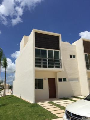 Casa En Nuevo Fraccionamiento Privado Longisland!!!....