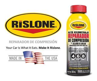 Aditivos Rislone Reparador De Compresion - Humo Revision Veh