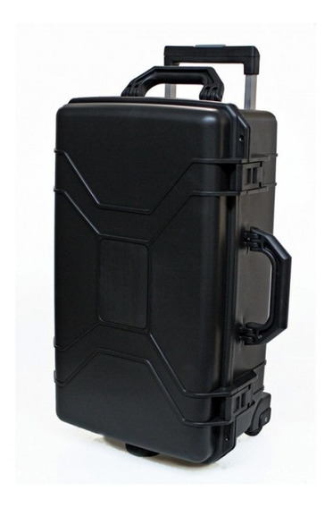 Hard Case Para Dslr Mp-0055 - Com Rodinhas - Prof Line